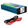 OV100 - Pure Sinus omvormer 12V -> 230V 1000 watt